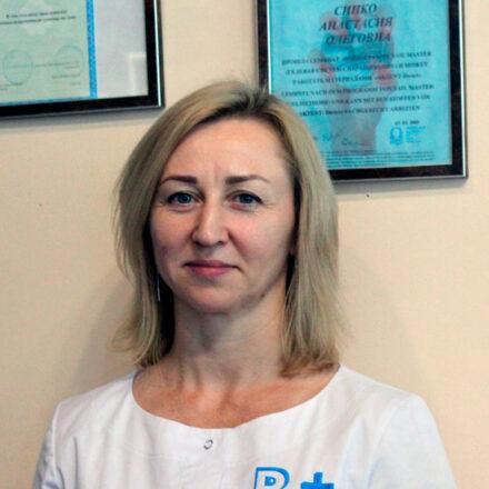 Ткачук Светлана Михайловна